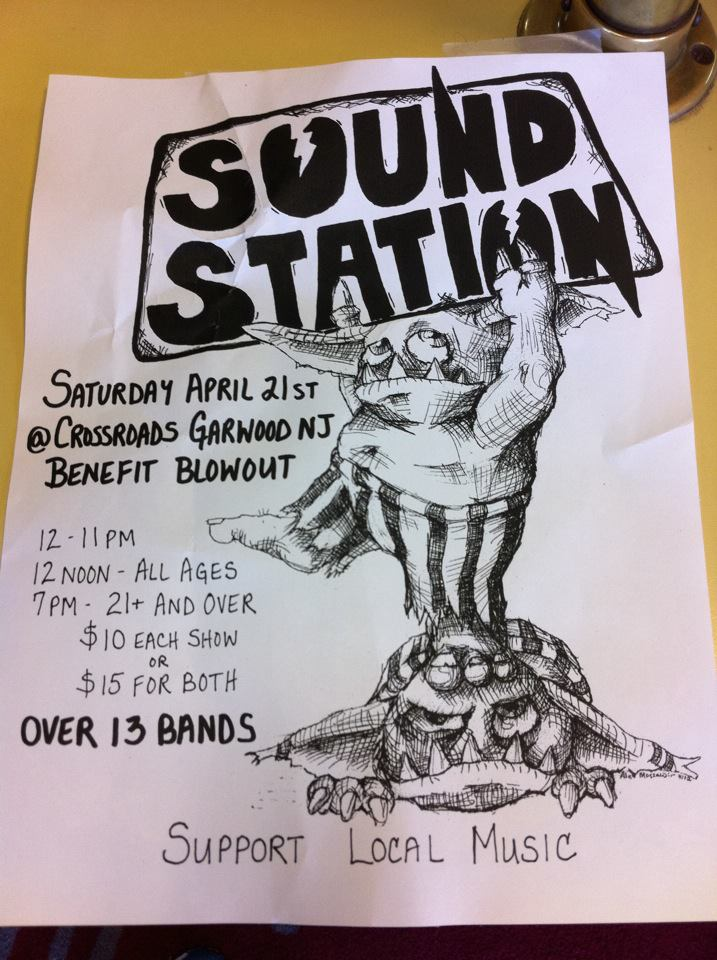 Sound Stadium Flyer